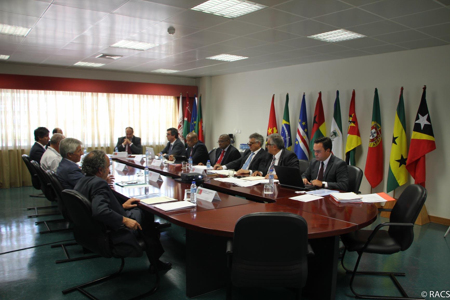 Criação da Rede Académica das Ciências da Saúde da Comunidade dos Países de Língua Portuguesa – RACS
