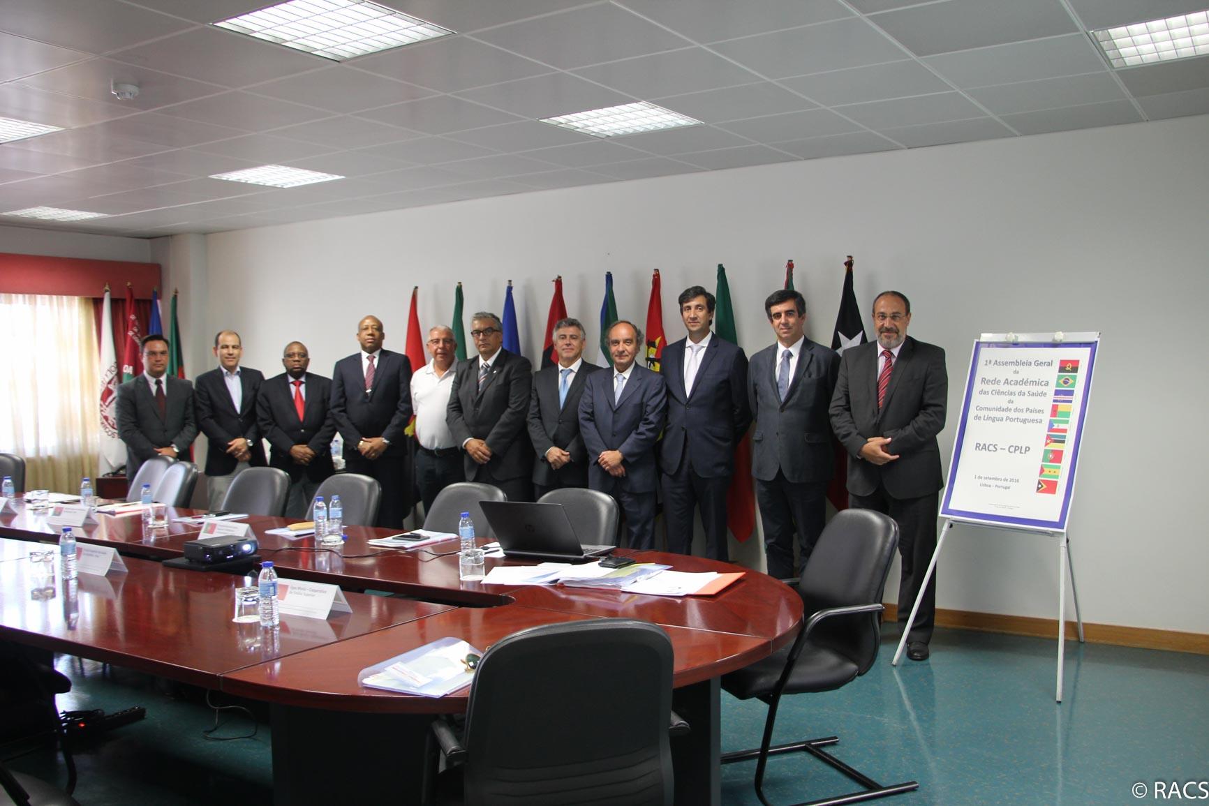 1ª Assembleia Geral da Rede Académica das Ciências da Saúde