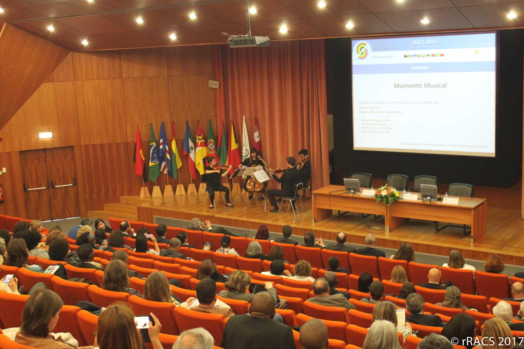 rRACS,2017 reúne mais de 300 participantes de seis países da CPLP em Lisboa